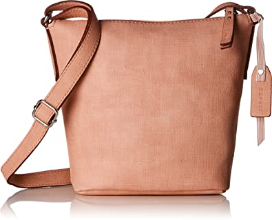 Esprit Pink blush Schultertasche 048ea1o020 Accessoires Damen FHgSO
