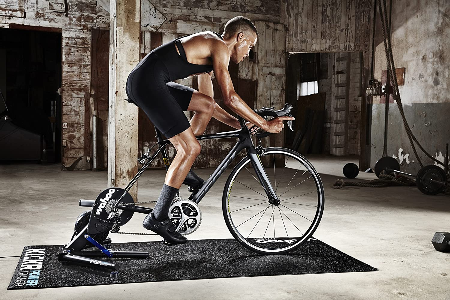 NEW KICKR Indoor Power Trainer - Wahoo Fitness