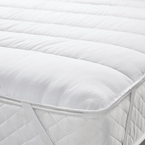 silentnight airmax mattress topper white king. Black Bedroom Furniture Sets. Home Design Ideas