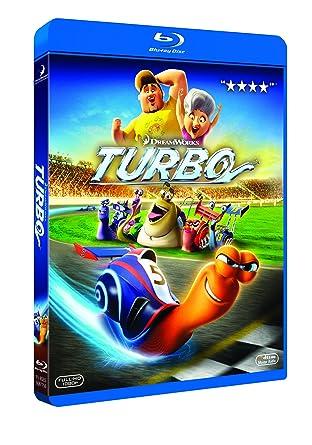 Turbo Blu-Ray [Blu-ray]