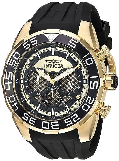 5eac710f97fe Invicta Speedway - Reloj Casual de Cuarzo para Hombre