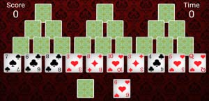 Tri Peaks Solitaire by Tidda Games