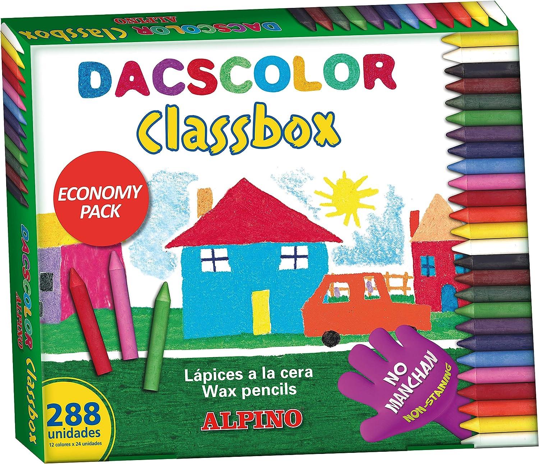 Alpino DC000016 - Pack ceras: Amazon.es: Oficina y papelería
