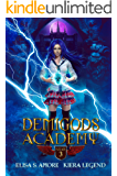 Demigods Academy - Year Three (Young Adult Supernatural Urban Fantasy)