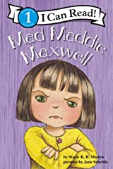 Mad Maddie Maxwell: Biblical Values (I Can Read!) Paperback