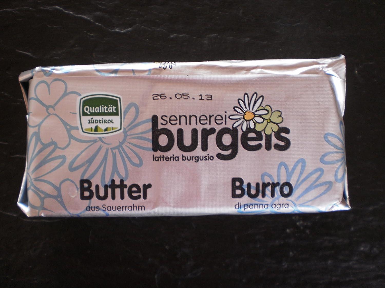 Südtiroler Butter aus Burgeis von der Sennerei keine Industrieware ...