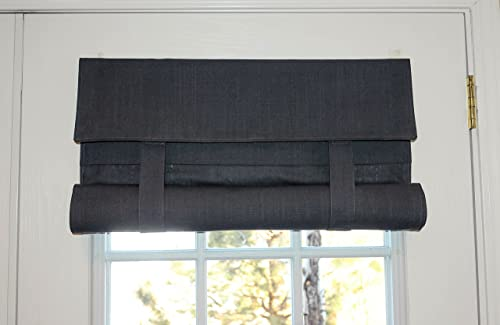Gray French Door Curtain 1 panel