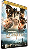 """The Lion of Judah 2D DVD with """"Once Upon a Stable"""" DVD Plus 2 more Bonus DVDs """"The Legend of the Sky Kingdom"""" and """"Jungle Beat"""""""