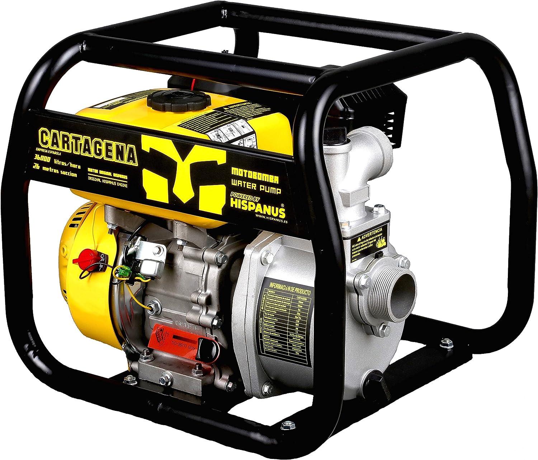HISPANUS Benzin Motorpumpe bis zu 36.000 pro Stunde CARTAGENA