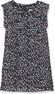 Name It NKFVIPPA SL MAXI DRESS NOOS bright white cherry Maxi Kleid Baumwolle