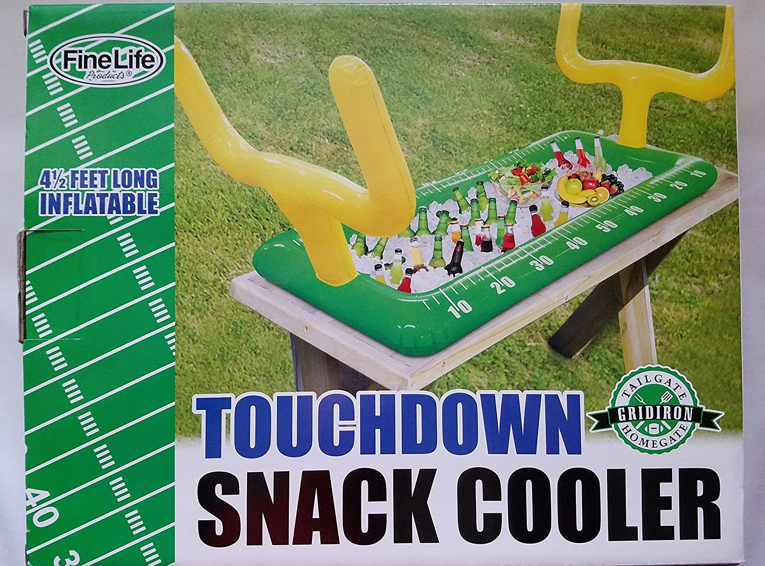 Amazoncom Inflatable Football Field Goal Post Buffet