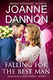 Falling for the Best Man (Bachelor Down Under series Book 1)