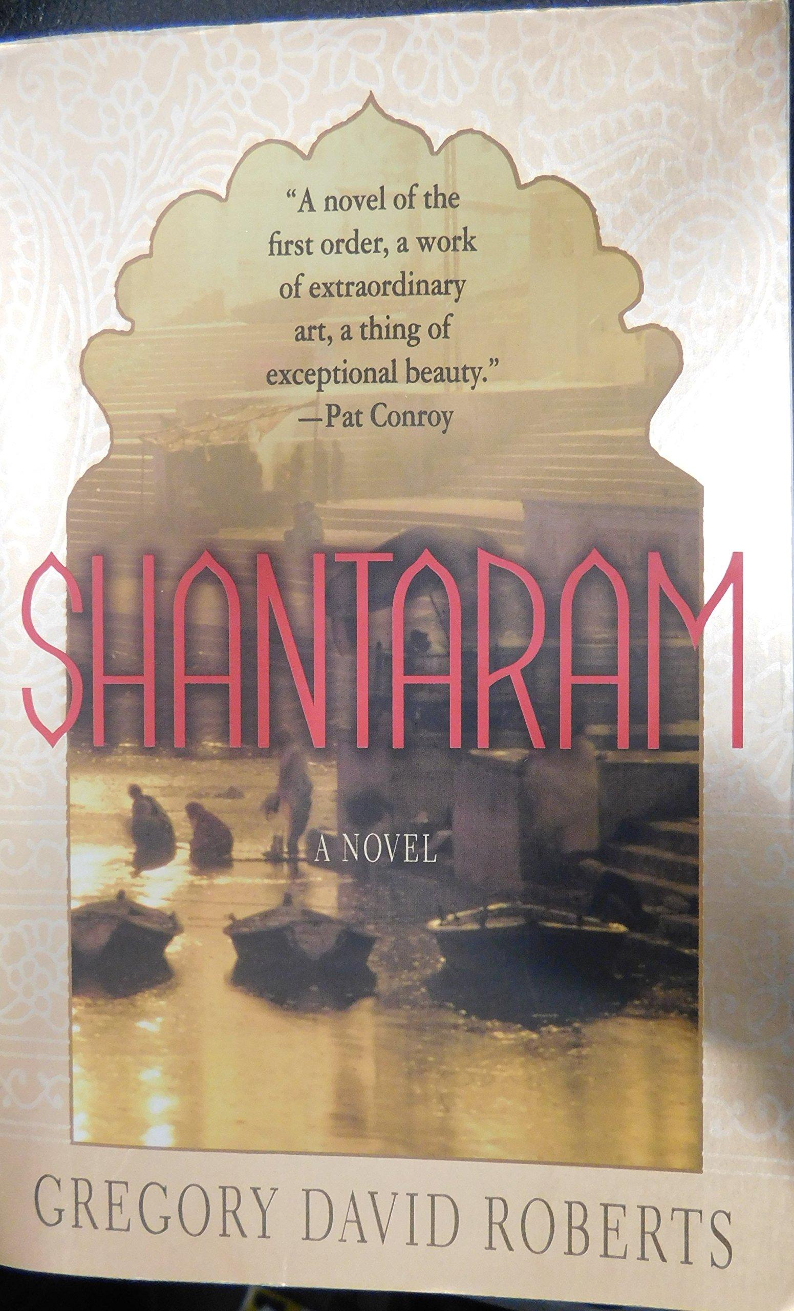 Shantaram Novel Gregory David Roberts product image