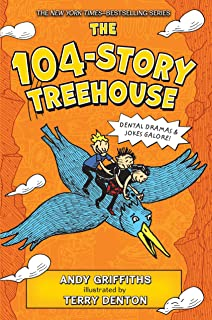 The 13-Story Treehouse: Monkey Mayhem! (The Treehouse Books