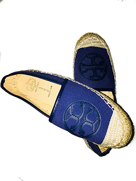 Amazon.com: WOMEN SPADRILES FOR ANY OCASSION LOVELY FLAT SHOES BLUE. ALPARGATAS DE MUJER PARA EL VERANO.SIZE 37,38: Shoes