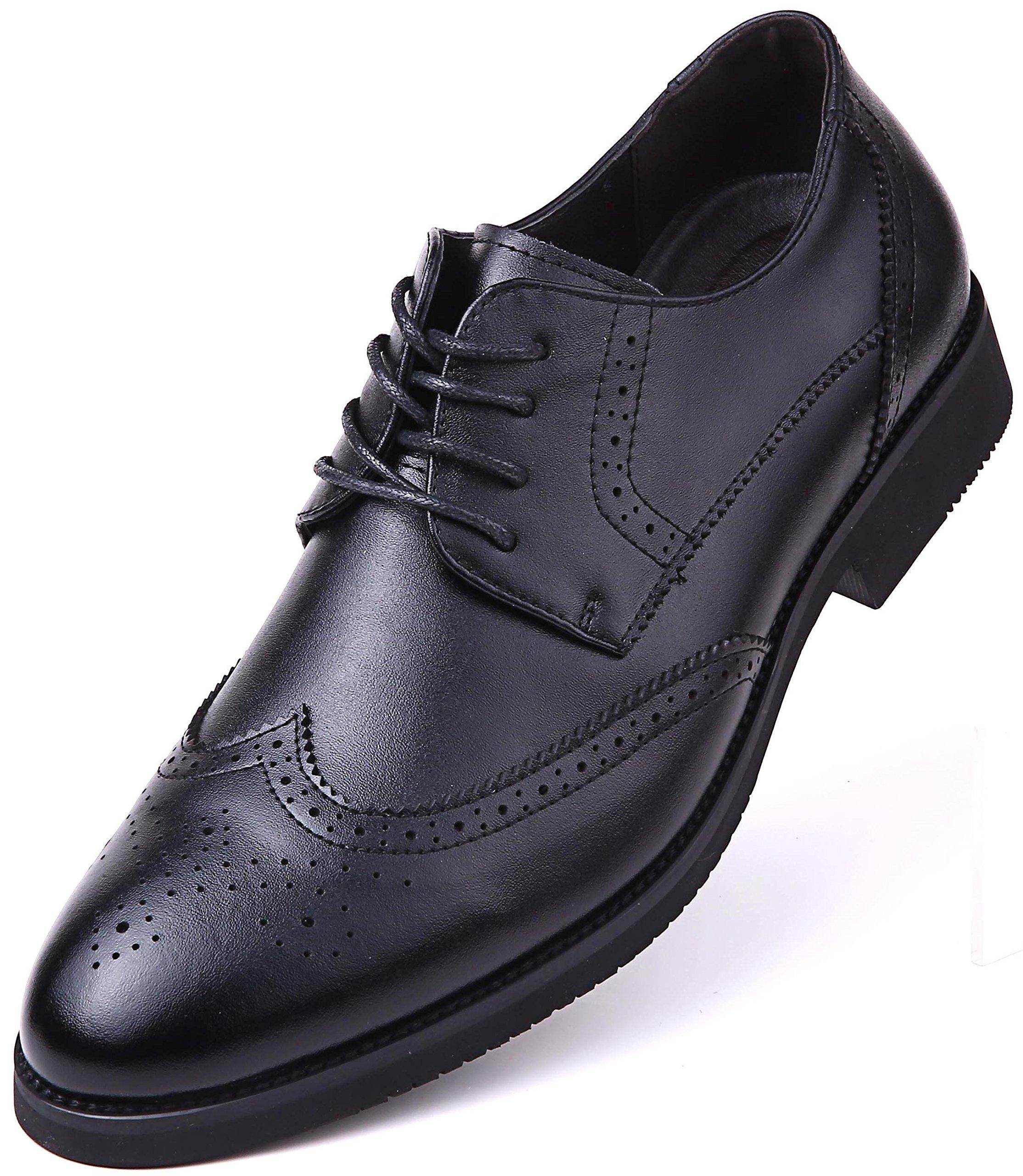 Dressports Wingtip Shoes, Black - Wingtip, 10.5 D(M) US,Black - Wingtip