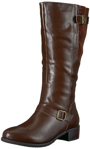 8f6174447c6 Amazon.com | Propet Women's Teagan Riding Boot | Knee-High