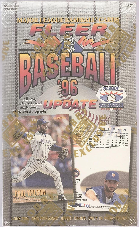 1996 MLB Fleer Update Baseball Hobbyボックス   B00APSLCW2