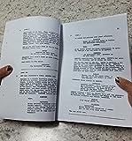 The Simpsons TV Script w/Reproduction Signatures