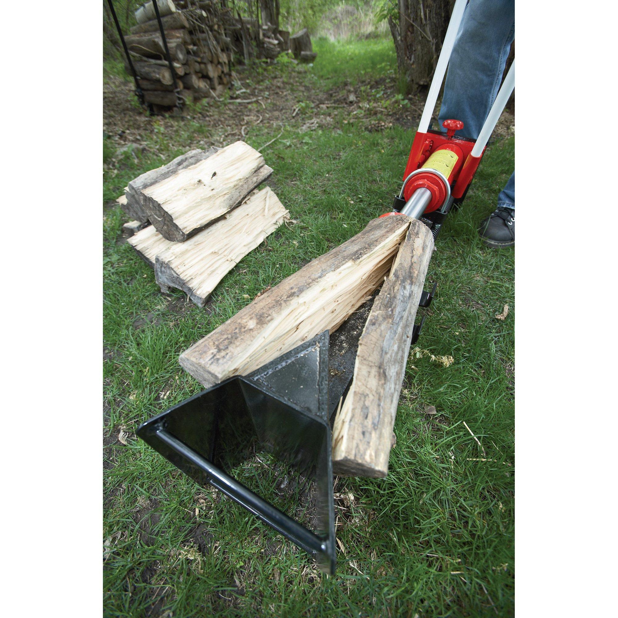 Wel-Bilt Horizontal Manual Hydraulic Log Splitter - 10-Ton