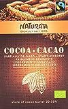 Naturata Cacao Léger 20 Degrés 22% de Matières Grasses Bio 125 g
