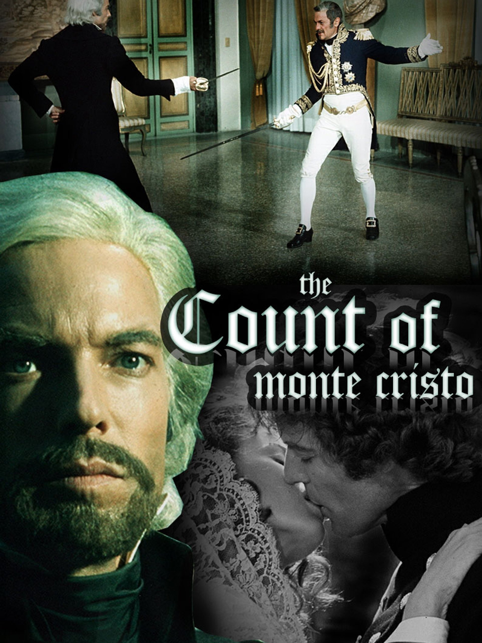 count of monte cristo characters movie