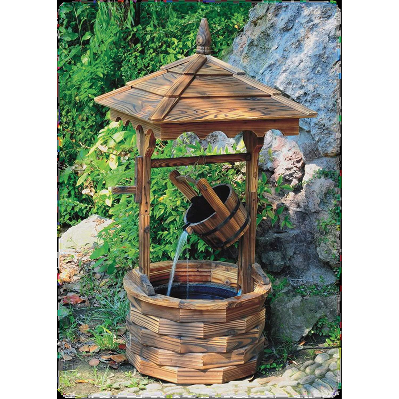 Amazon.com : Wishing Well Fountain : Garden & Outdoor