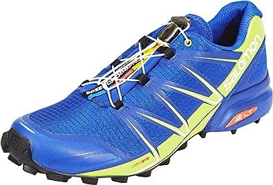 Dettagli su Speedcross pro 2 Scarpe da Trail Blu Uomo Salomon Blu