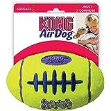 Kong Air Balle de Rugby pour Chien Taille L
