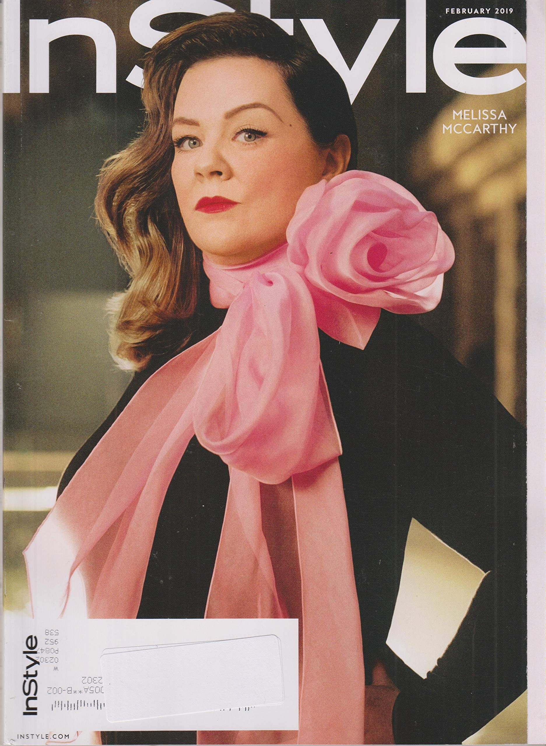 In Style February 2019 Melissa McCarthy