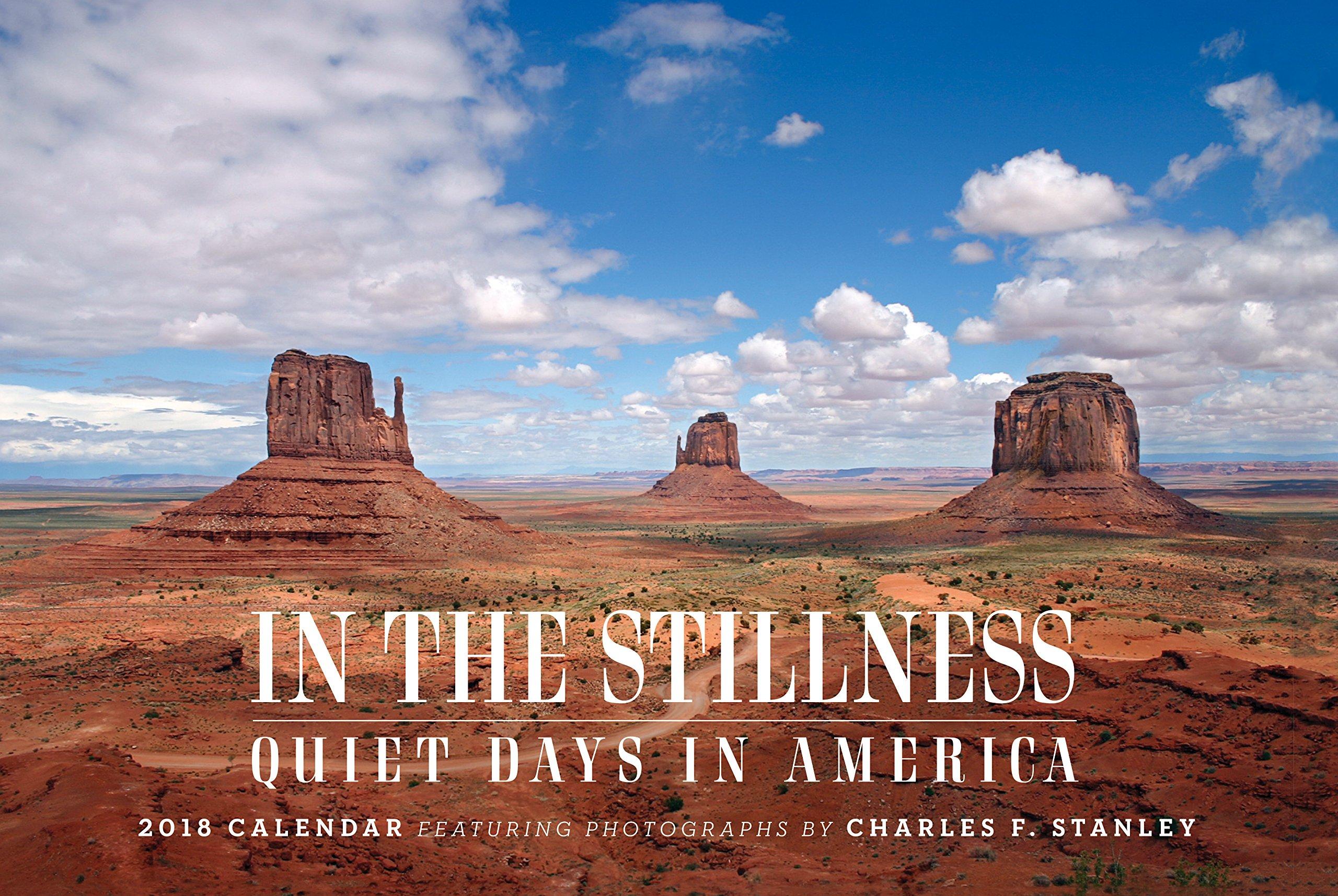 Download 2018 Wall Calendar - In the Stillness: Quiet Days in America ebook