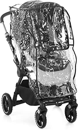 Burbuja Lluvia Universal para Cochecito Cubierta Lluvia para Cochecito Buggy Burbuja de Lluvia de Material de EVA Impermeable Protector Lluvia Capazo para Silla de Paseo//Carrito//Coche de Beb/é