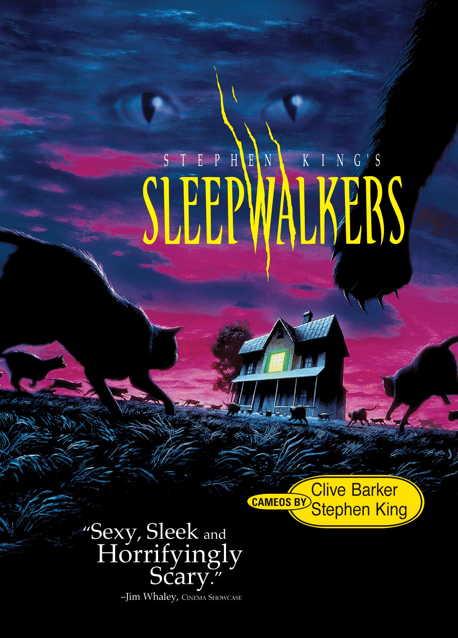 DVD : Sleepwalkers (Widescreen)
