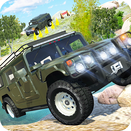 4 X 4 Off Road Driving - Offroad Car H