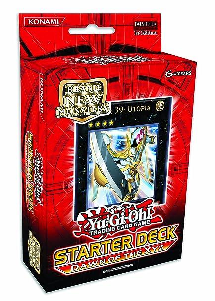 Yu Gi Oh! KON240267 - Juego de cartas: Amazon.es: Juguetes y ...