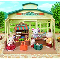 Sylvanian Families 5315 Grocery Market Playset Toy