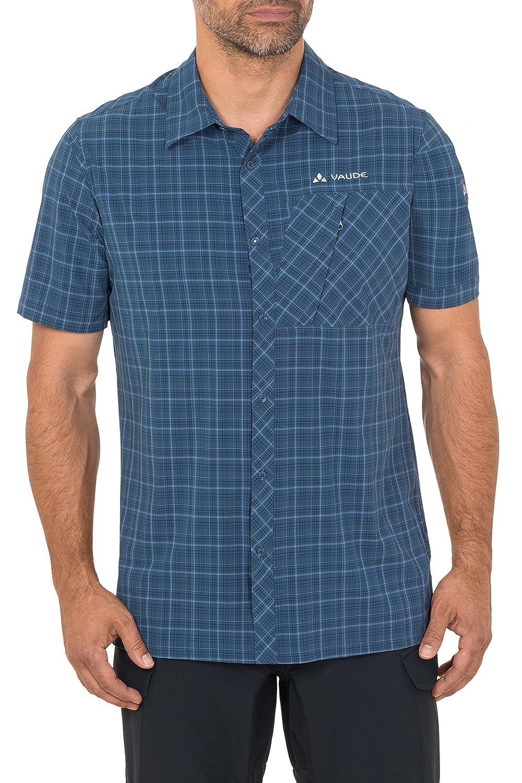 VAUDE Herren Hemd Men's Seiland Shirt, Baltic Sea, S, 04598