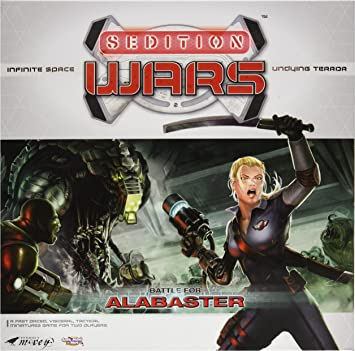 Sedition Wars Game Board Game by Sedition Wars