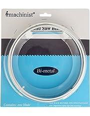 Imachinist S1621214 Bimetal Band Saw Blades 62-Inch X 1/2-Inch X 14tpi