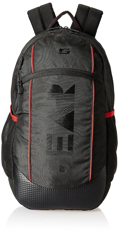 Gear 23 Ltrs Black Laptop Backpack (LBPSHELL00109)