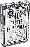Juego de 40 cartas : Ducale Espagnoles [importado de Francia]