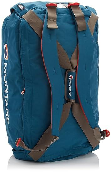 Montane Transition 100 Duffle Bag - Moroccan Blue 93f6eaa7eb079