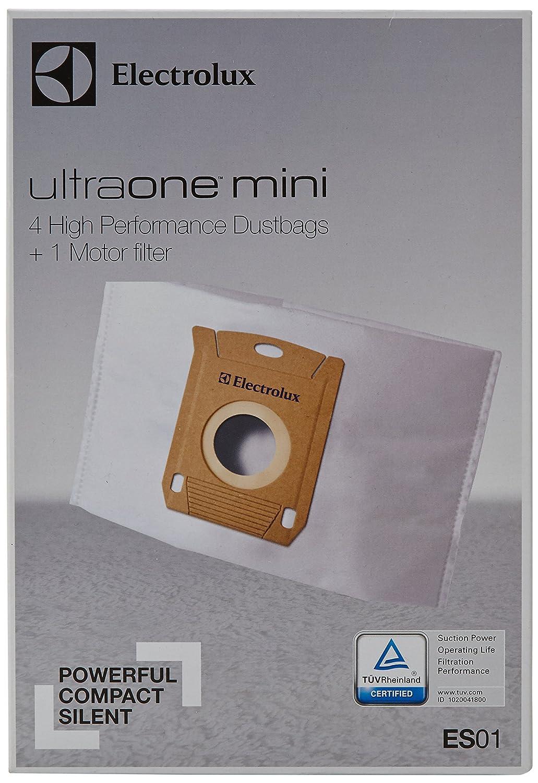 Acquisto Electrolux ES01 – Sacchetti per Ultraone Mini, 4 sacchetti + 1 filtro motore Prezzo offerta