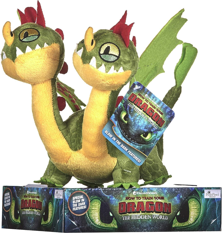 32cm Meatlug The Hidden World Soft Toy How to Train Your Dragon Plush
