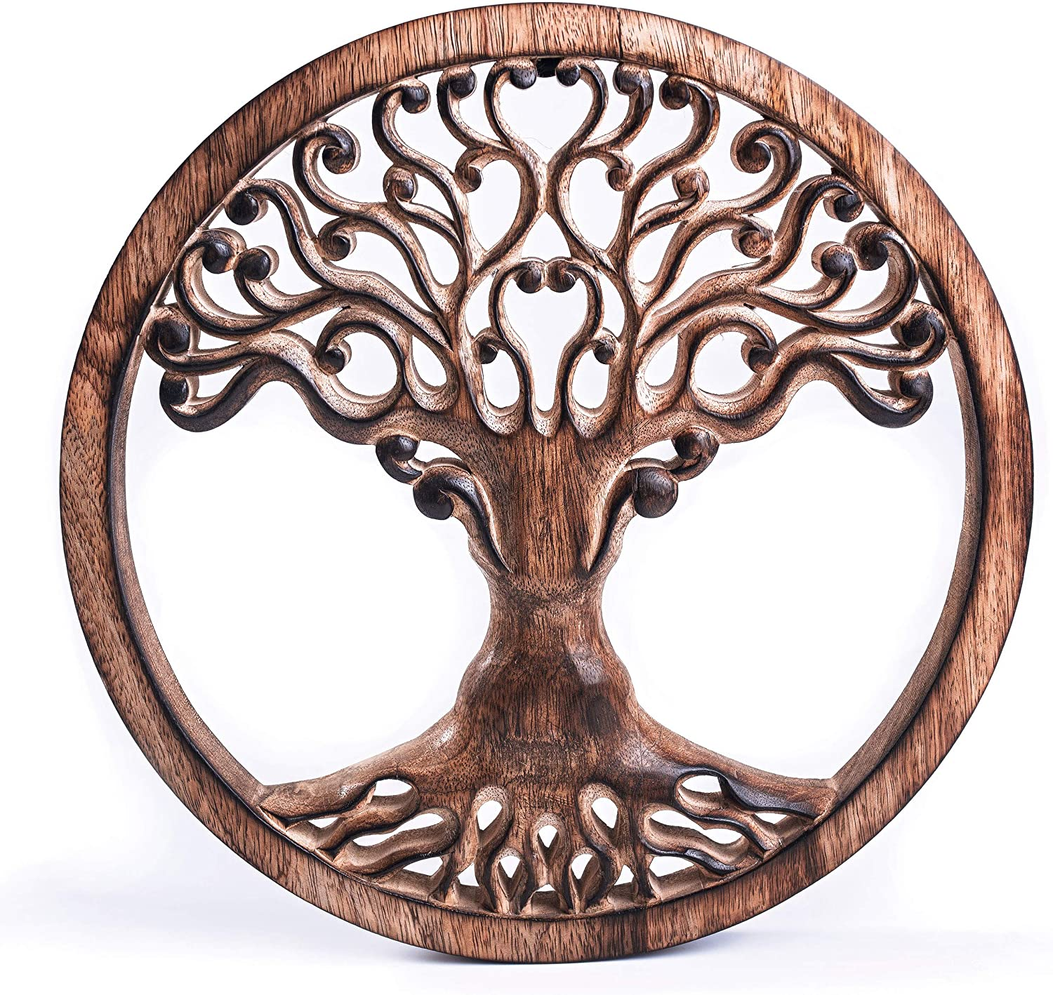 Tree of Life Wall Hanging Decoration - Handcrafted 12