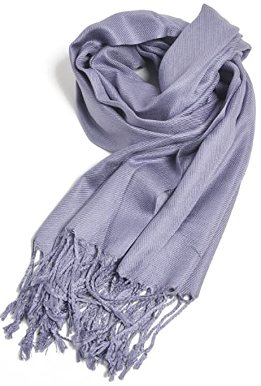 cb6ec966ba418 Premium Pashmina Shawls and Wraps and Scarves in Solid Colors