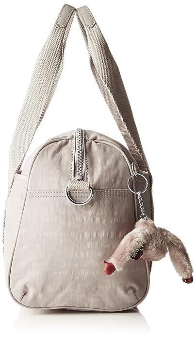 Kipling Womens Practi-cool Shoulder Bag Grey (N Slate Grey): Handbags: Amazon.com