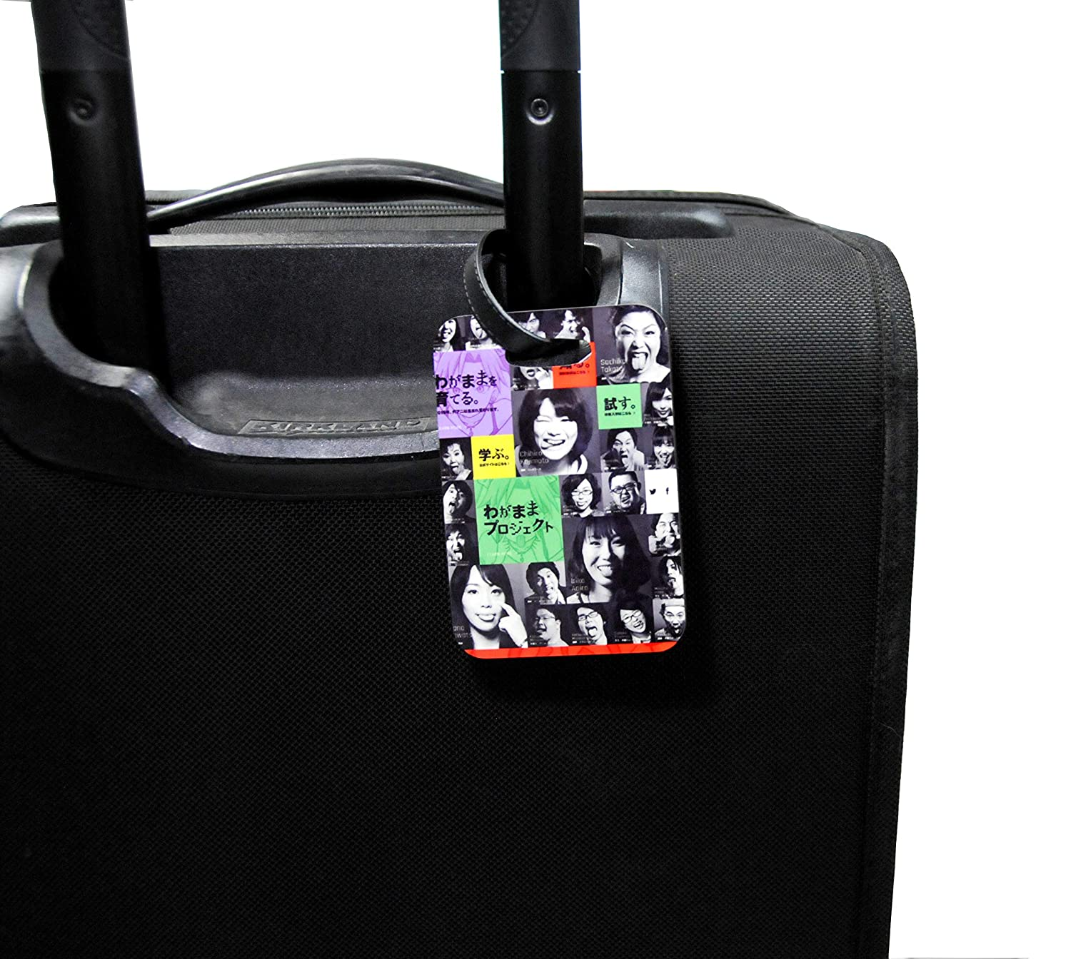 10PCS Travel Accessories OEM Sublimation Wooden tag blank MDF Luggage tag Personality Special Pilot Shoulder Mark Handbag Tag