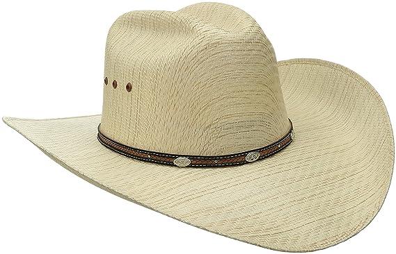 0d26935d6b1 Tony Lama Men s Charlie 5.0 Straw Cowboy Hat at Amazon Men s ...