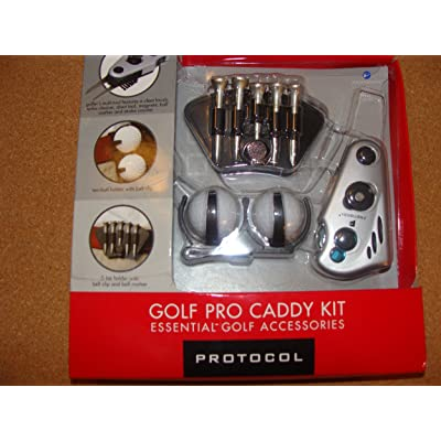 Golf Pro Caddy Kit: Sports & Outdoors
